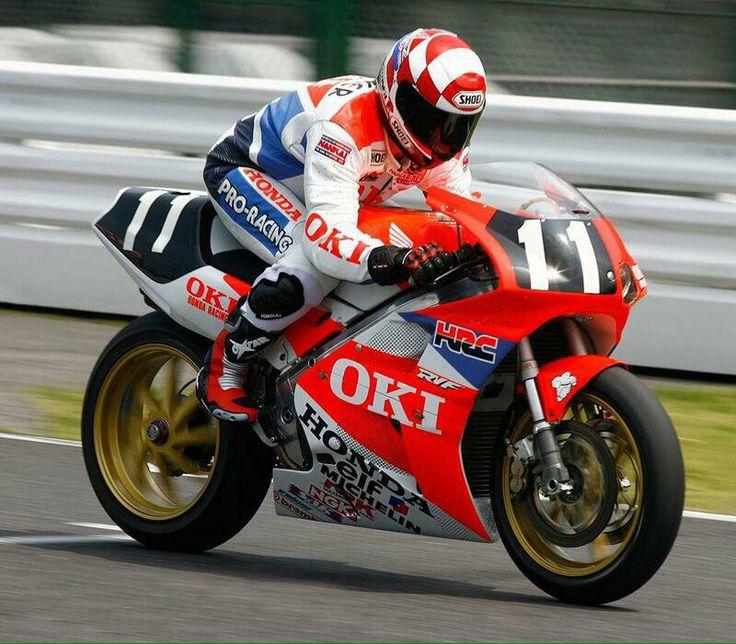 Mick Doohan Ducati